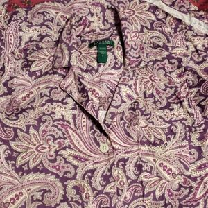 Lauren Ralph Lauren nightgown